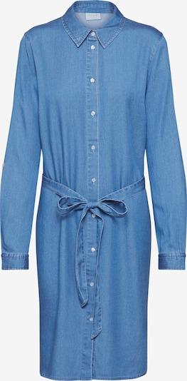 VILA Kleid 'VIBISTA' in blue denim, Produktansicht