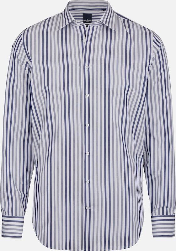 DANIEL HECHTER Modernes City Hemd in blau   weiß weiß weiß  Neue Kleidung in dieser Saison 46525d