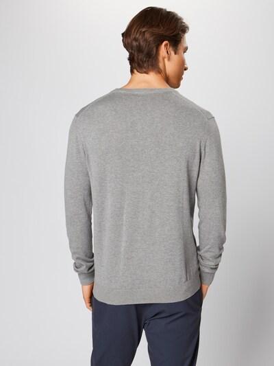 Megztinis 'OCS Co V-nk' iš ESPRIT , spalva - šviesiai pilka: Vaizdas iš galinės pusės