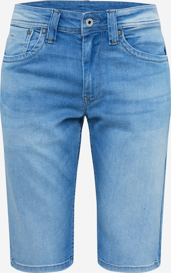 Pepe Jeans Shorts 'Cash' in blue denim, Produktansicht