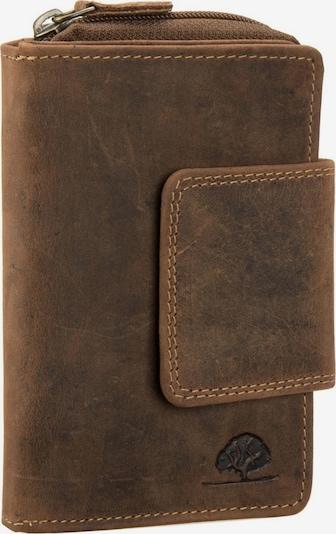 GREENBURRY Vintage Geldbörse XI in braun, Produktansicht