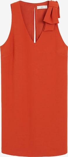 MANGO Kleid  'VESTIDO LAZO' in rot, Produktansicht