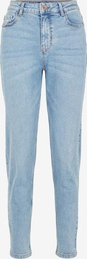 PIECES Mom Jeans in blau, Produktansicht
