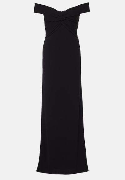Young Couture by BARBARA SCHWARZER Kleid in schwarz, Produktansicht