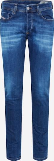 DIESEL Jeans 'SLEENKER-X' in blue denim, Produktansicht