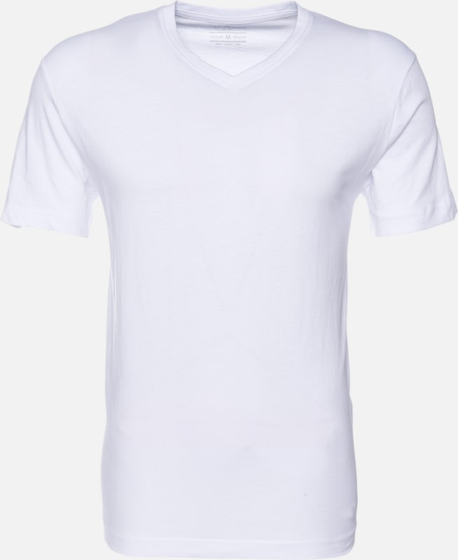 T shirt Tom En Tailor Blanc f76ybYgv