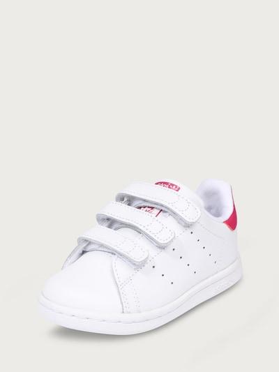 ADIDAS ORIGINALS Sneaker 'Stan Smith' in pitaya / weiß, Produktansicht