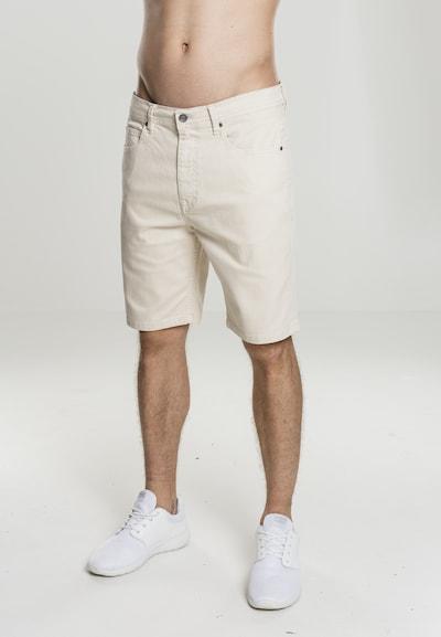 Urban Classics Shorts in sand, Modelansicht