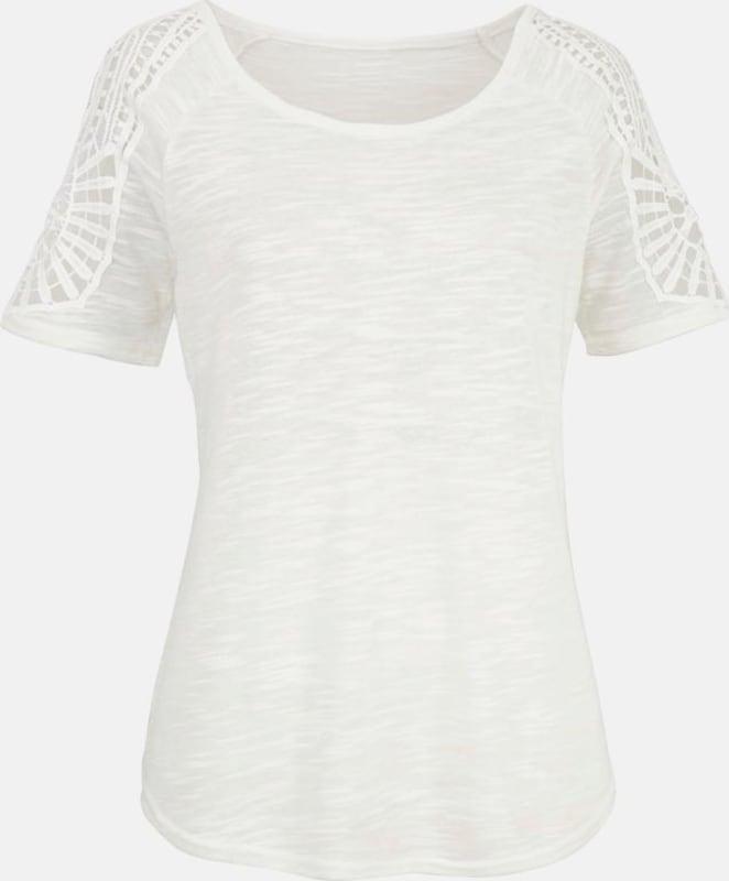 VIVANCE Shirts in in in anthrazit   naturweiß  Neue Kleidung in dieser Saison 710d27