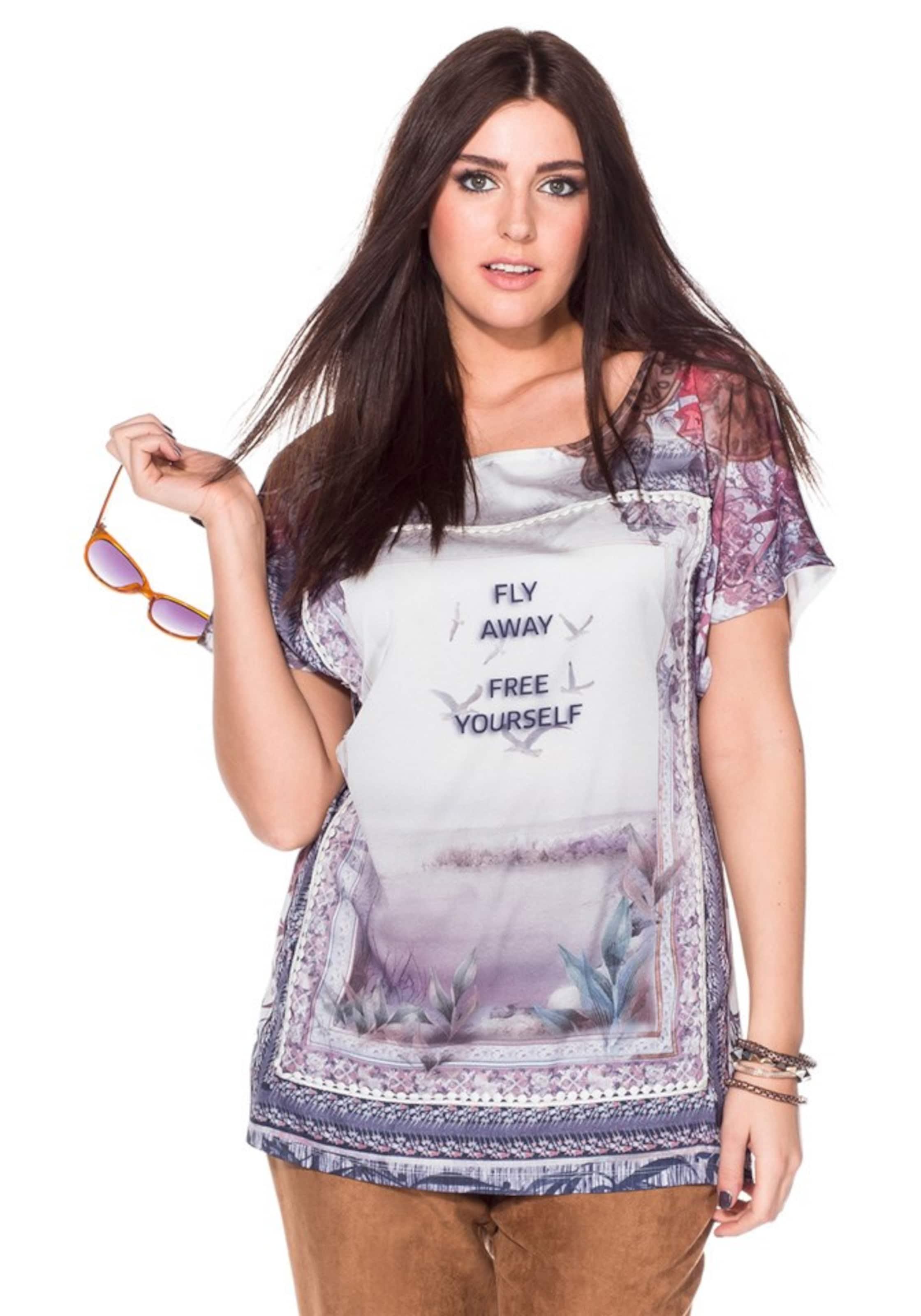SHEEGO Shirt Erhalten Authentisch Günstig Online Niedrig Versandkosten Für Verkauf biDp87FY7