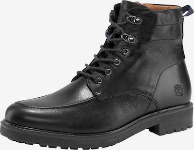 Auliniai batai su raišteliais 'Oakrock' iš TIMBERLAND , spalva - juoda, Prekių apžvalga