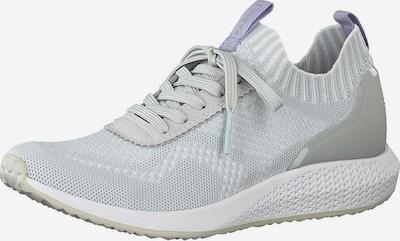 TAMARIS Sneaker 'Fashletics' in hellgrau, Produktansicht