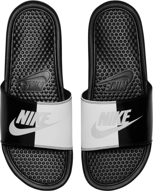 Nike Sportswear | Pantolette 'Benassi Just Do It' Schuhe Gut getragene Schuhe