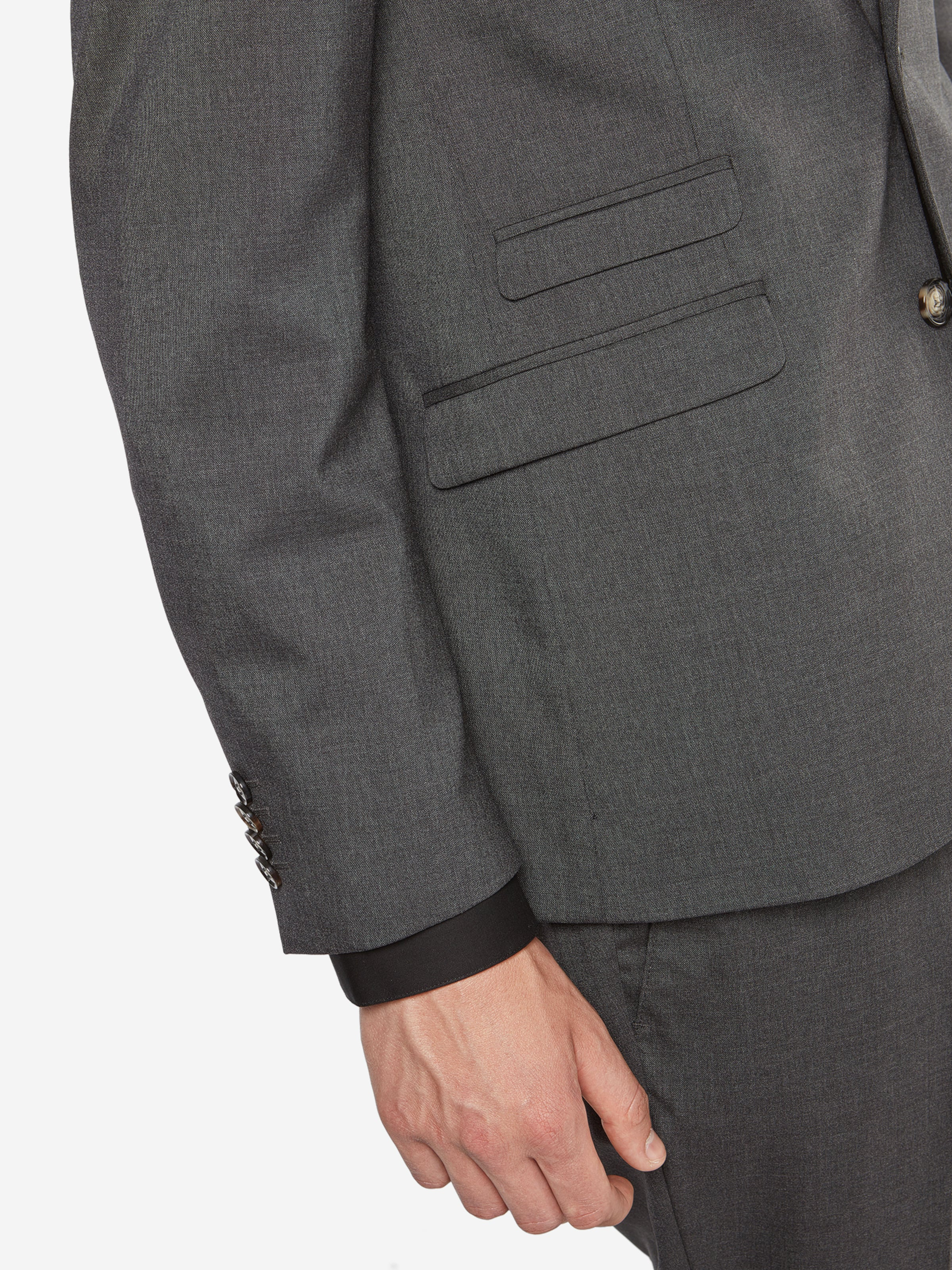 Tiger of Sweden Sakko 'NEDVIN BZ Blazer' mit Kissing Buttons 100% Authentisch Verkauf Online Mqnym5L