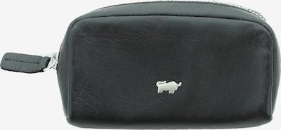 Braun Büffel Schlüsseletui in schwarz, Produktansicht