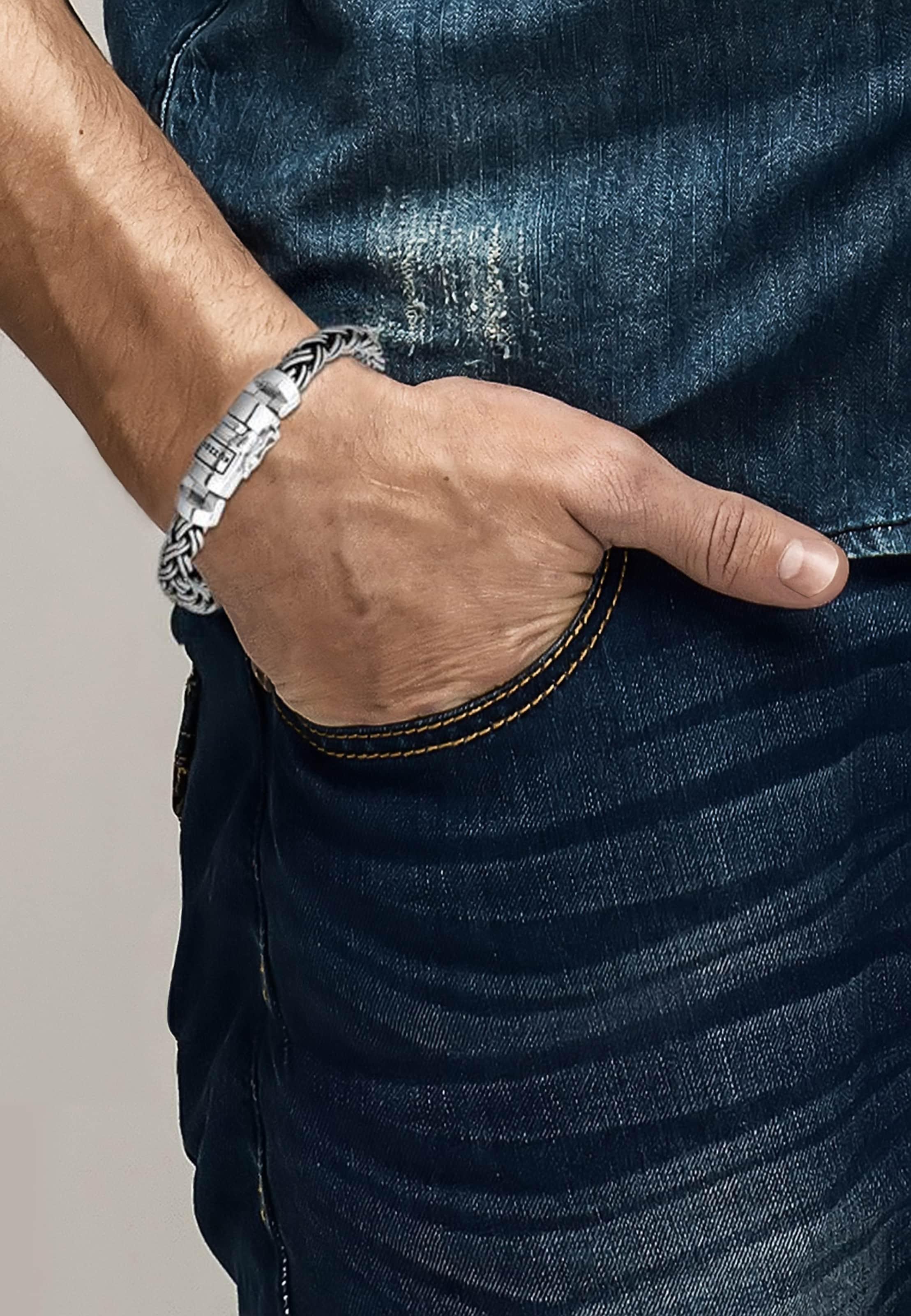 Silber Kuzzoi 'twisted' Armband Kuzzoi Armband In In 'twisted' rxedCoWB