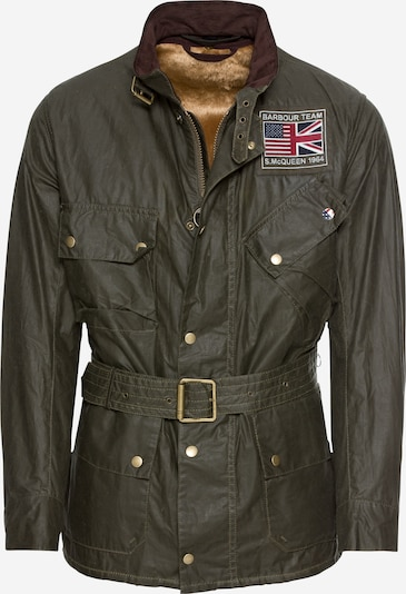 Barbour International Prehodna jakna 'Joshua' | kaki barva, Prikaz izdelka