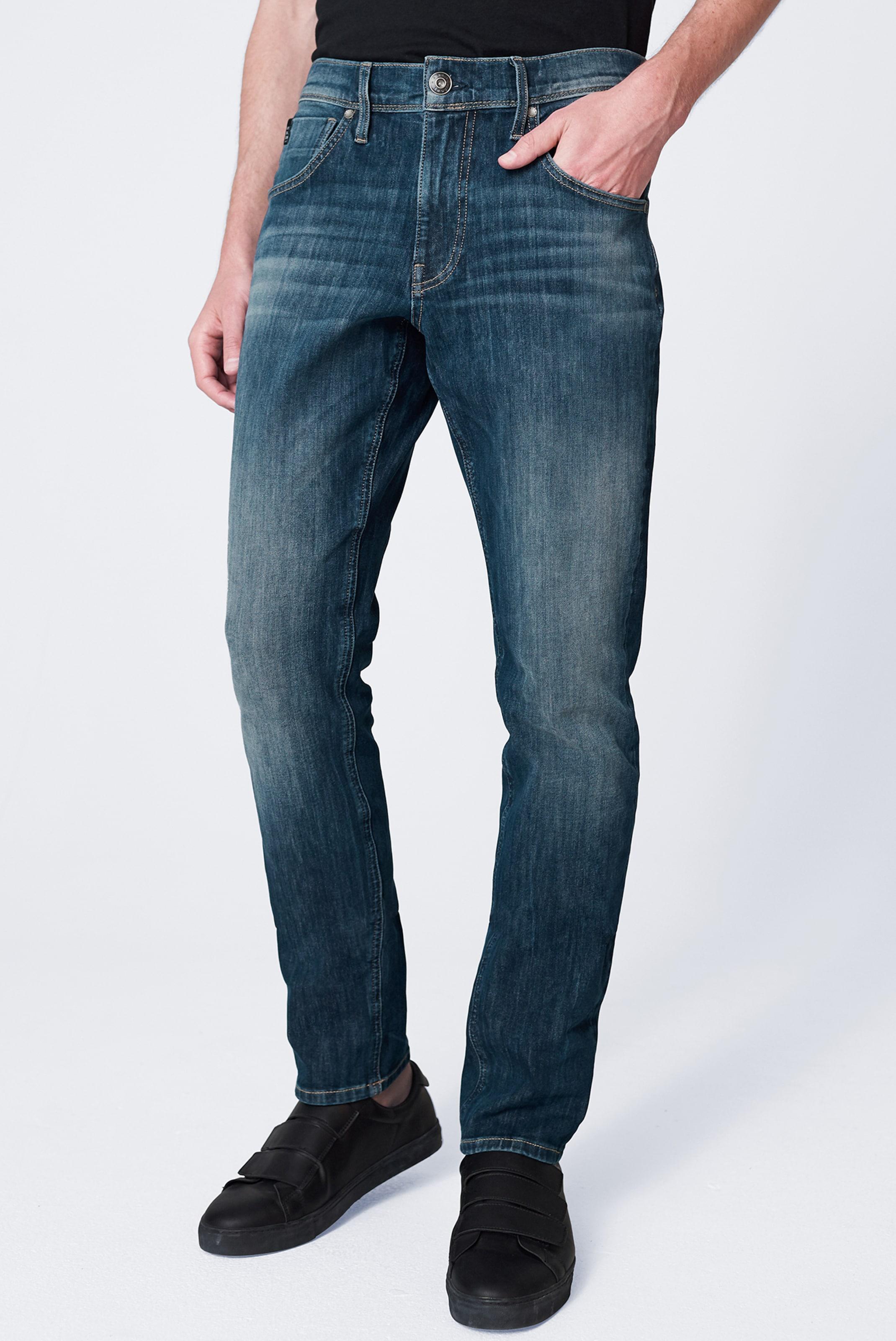 Harlem Soul Jeans in blue denim Jeans I00045257BLU0490HJ3228