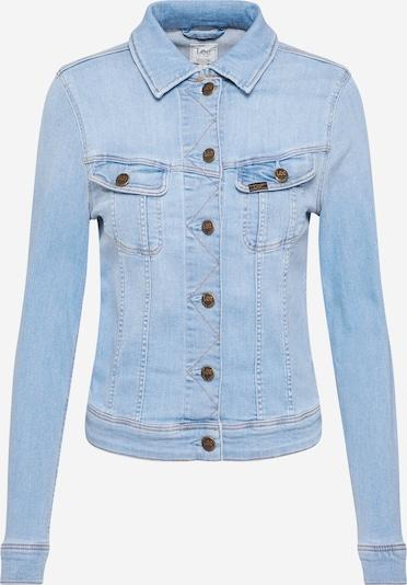 Lee Prehodna jakna | moder denim barva, Prikaz izdelka