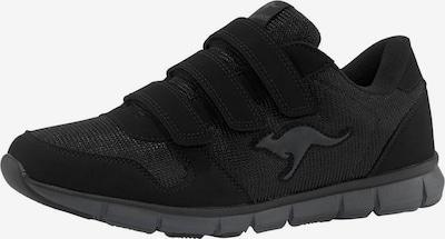 KangaROOS Sneaker in schwarz, Produktansicht