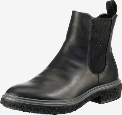 ECCO Chelsea Boots in schwarz: Frontalansicht