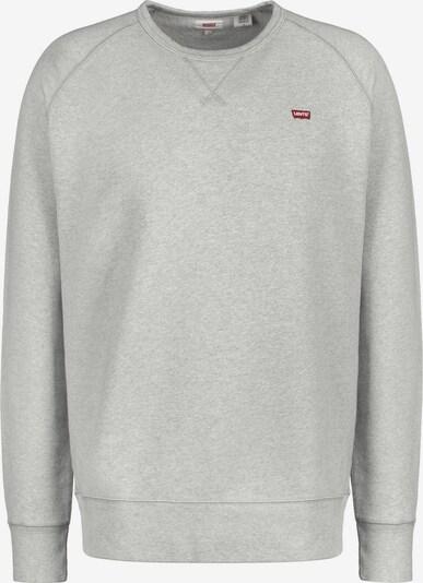 LEVI'S Sweatshirt 'ORIGINAL' in de kleur Grijs: Vooraanzicht