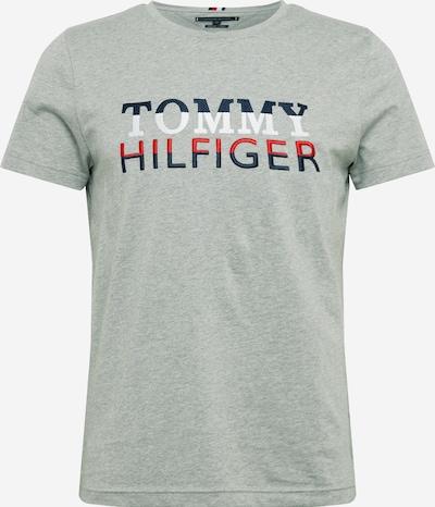 TOMMY HILFIGER T-Shirt en gris chiné, Vue avec produit