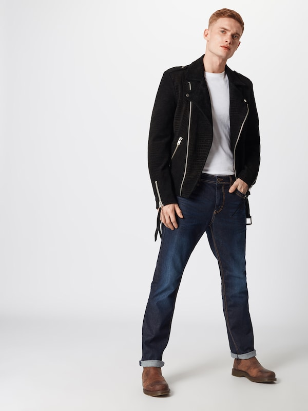 Jean 'marvin' Tailor Tom Bleu En Foncé D9EH2I