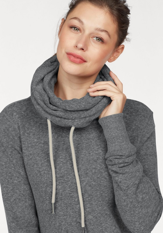 Superdry Sweater 'NORDIC FUNNEL NECK'