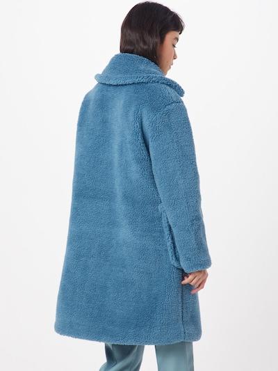 Palton de iarnă 'LADIES COAT' GLAMOROUS pe albastru: Privire spate