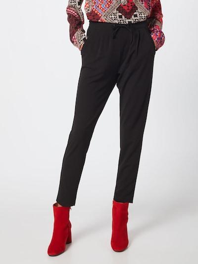 JACQUELINE de YONG Kalhoty 'JDYCATIA PANTS JRS NOOS' - černá, Model/ka