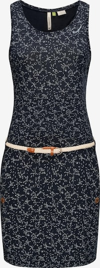 Ragwear Jerseykleid ' Kesy B Organic ' in blau, Produktansicht