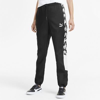 PUMA Trainingshose in schwarz, Modelansicht