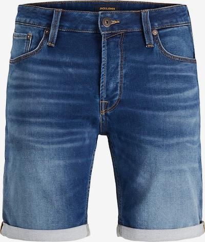 JACK & JONES Jeansshorts in blau, Produktansicht