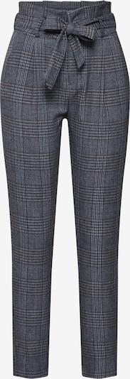 Kelnės su kantu 'EVA' iš VERO MODA , spalva - tamsiai pilka: Vaizdas iš priekio