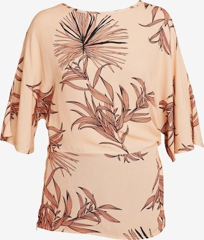 ECHTE Bluse in apricot, Produktansicht