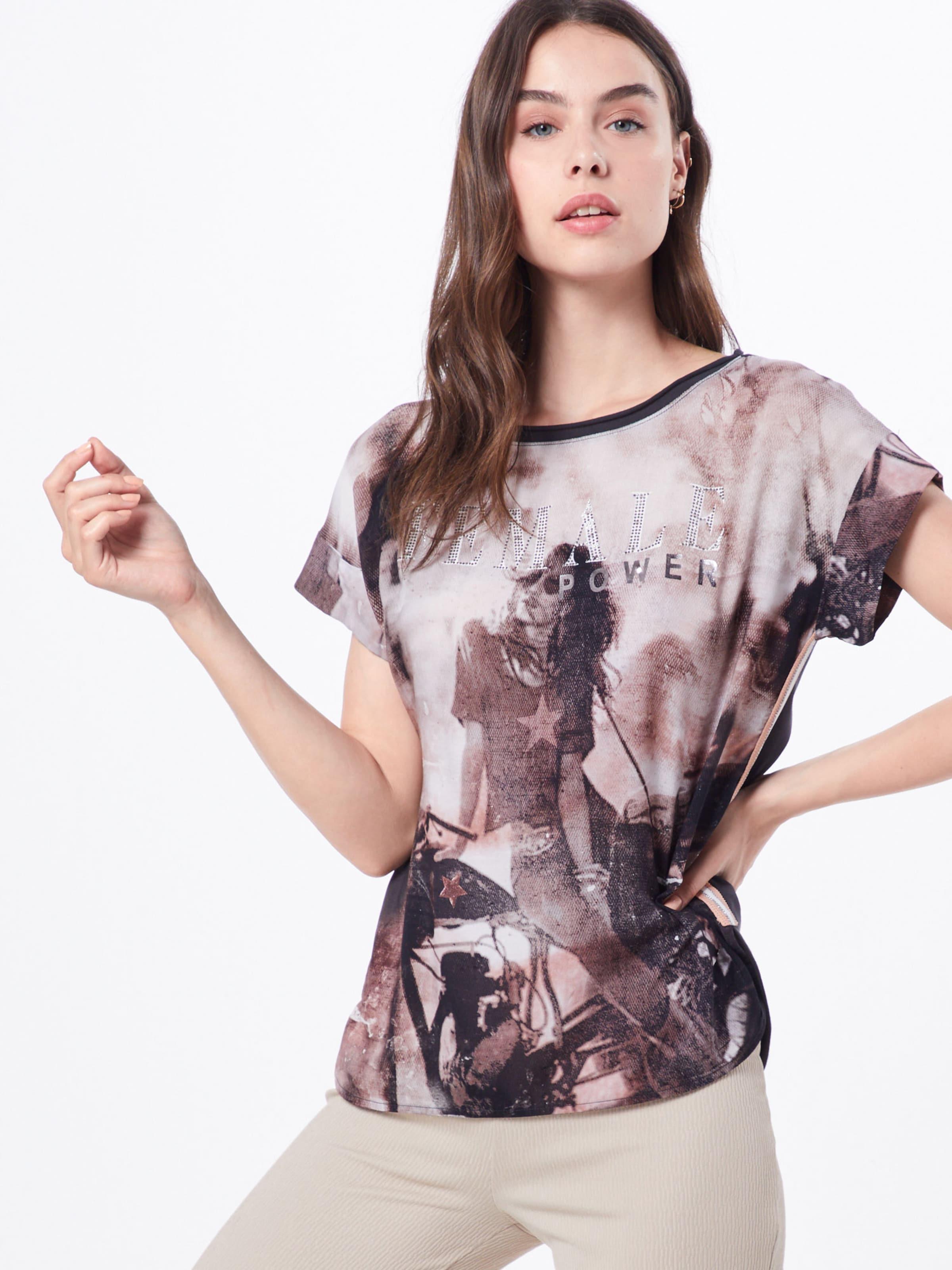 Mischfarben In Monari Shirt Monari Mischfarben Shirt Monari In eBWrdCox