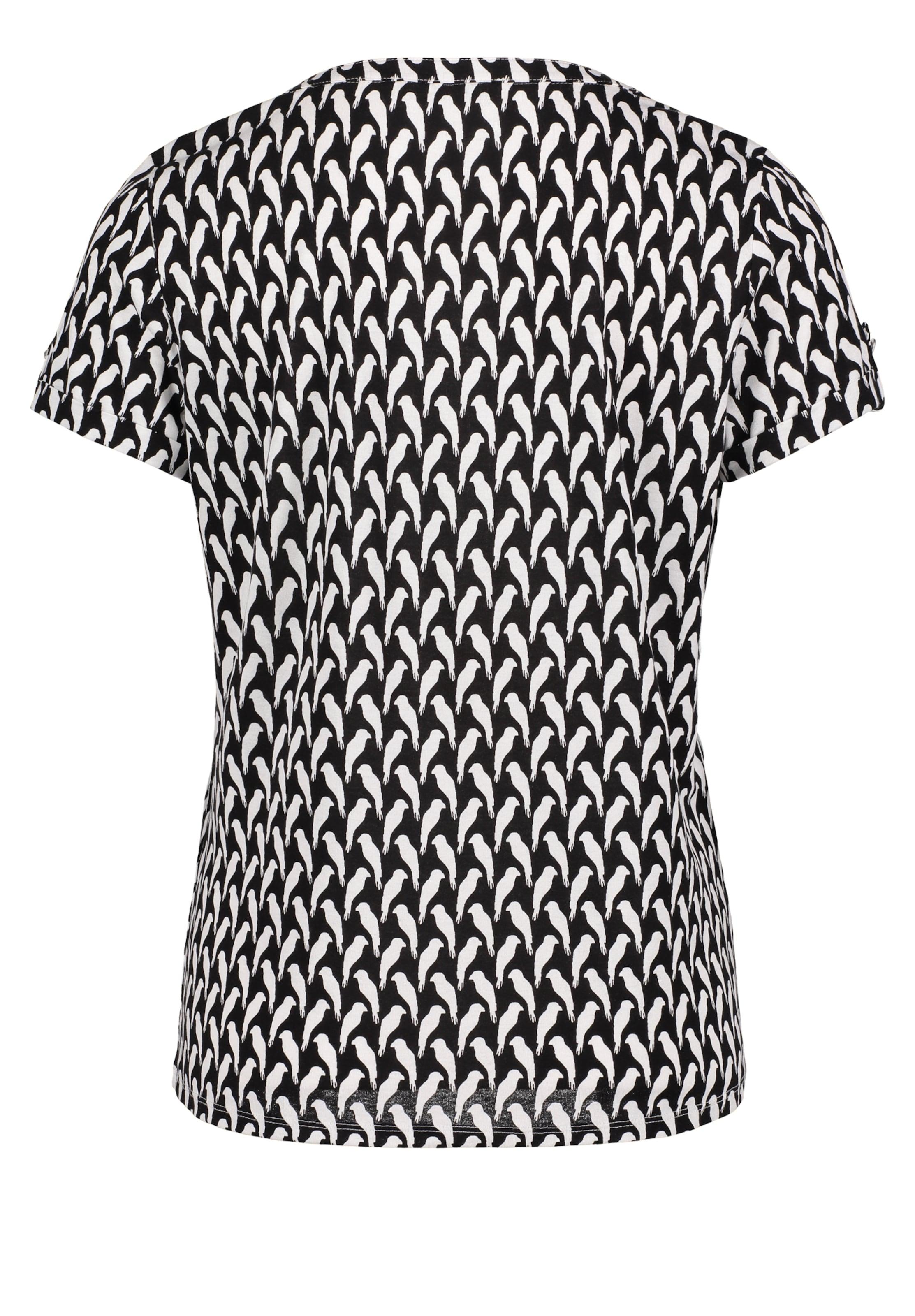 Betty Shirt In SchwarzWeiß Barclay Betty Barclay Shirt Betty Barclay SchwarzWeiß In 76gvYfby