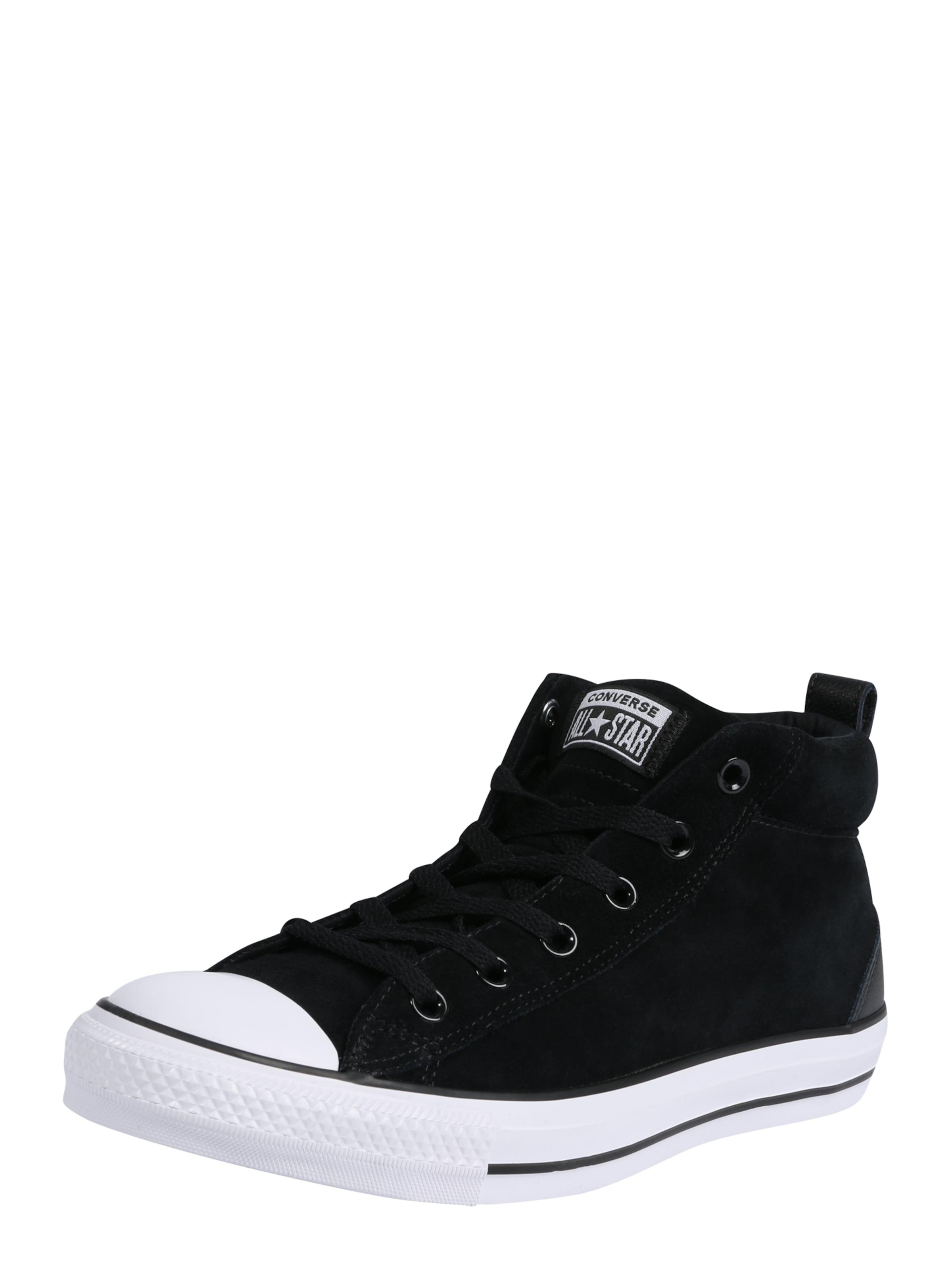 In 'chuck Street' Star SchwarzWeiß Converse All Sneaker Taylor 5j3AqS4LcR