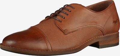 MUSTANG Schuhe in karamell, Produktansicht