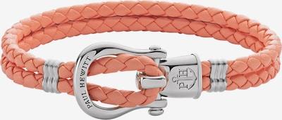 Paul Hewitt Armband in koralle / silber, Produktansicht