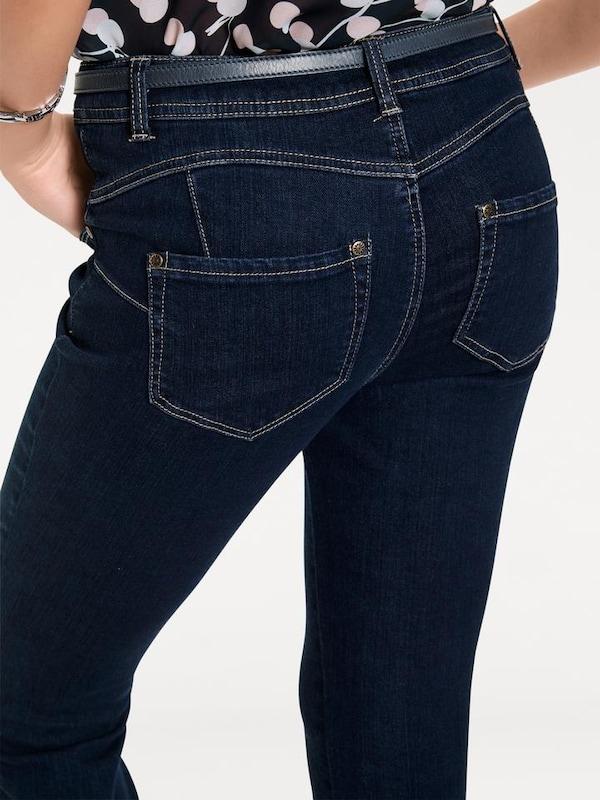 Ashley Brooke by heine Bodyform-7/8-Jeans