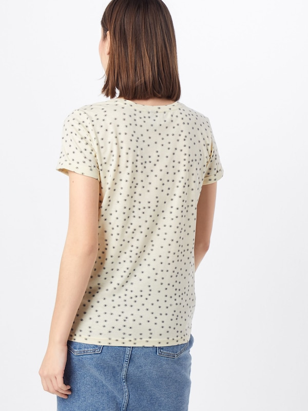 En shirt 'vania' Clair Desires T BeigeBleu n8P0kOwX