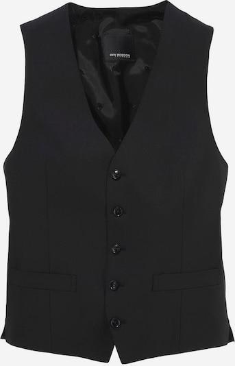 ROY ROBSON Anzugweste in schwarz, Produktansicht