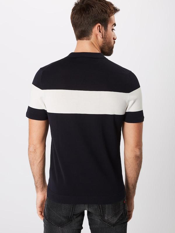En Drykorn shirt NoirBlanc T 'triton' 2IYD9WEH