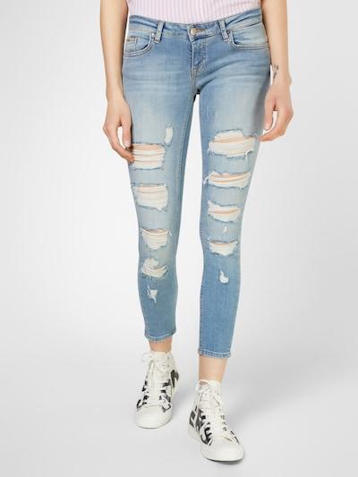 ONLY Jeans in hellblau, Modelansicht