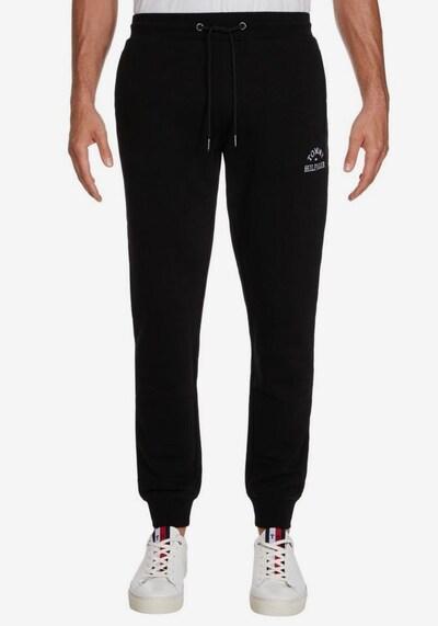 TOMMY HILFIGER Sweathose in schwarz, Modelansicht