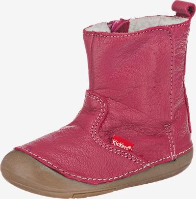 KICKERS Winterstiefel in pink, Produktansicht