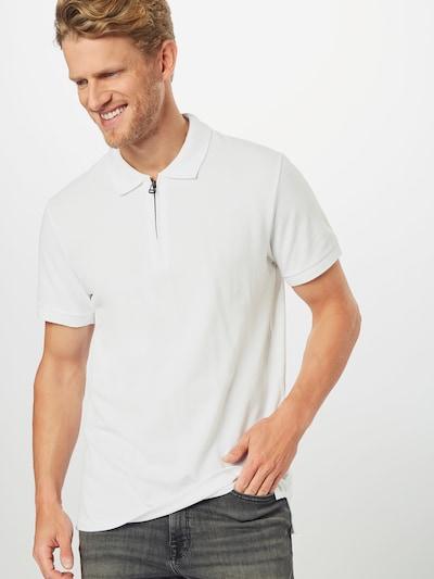 JACK & JONES Koszulka 'Benjamin' w kolorze białym: Widok z przodu