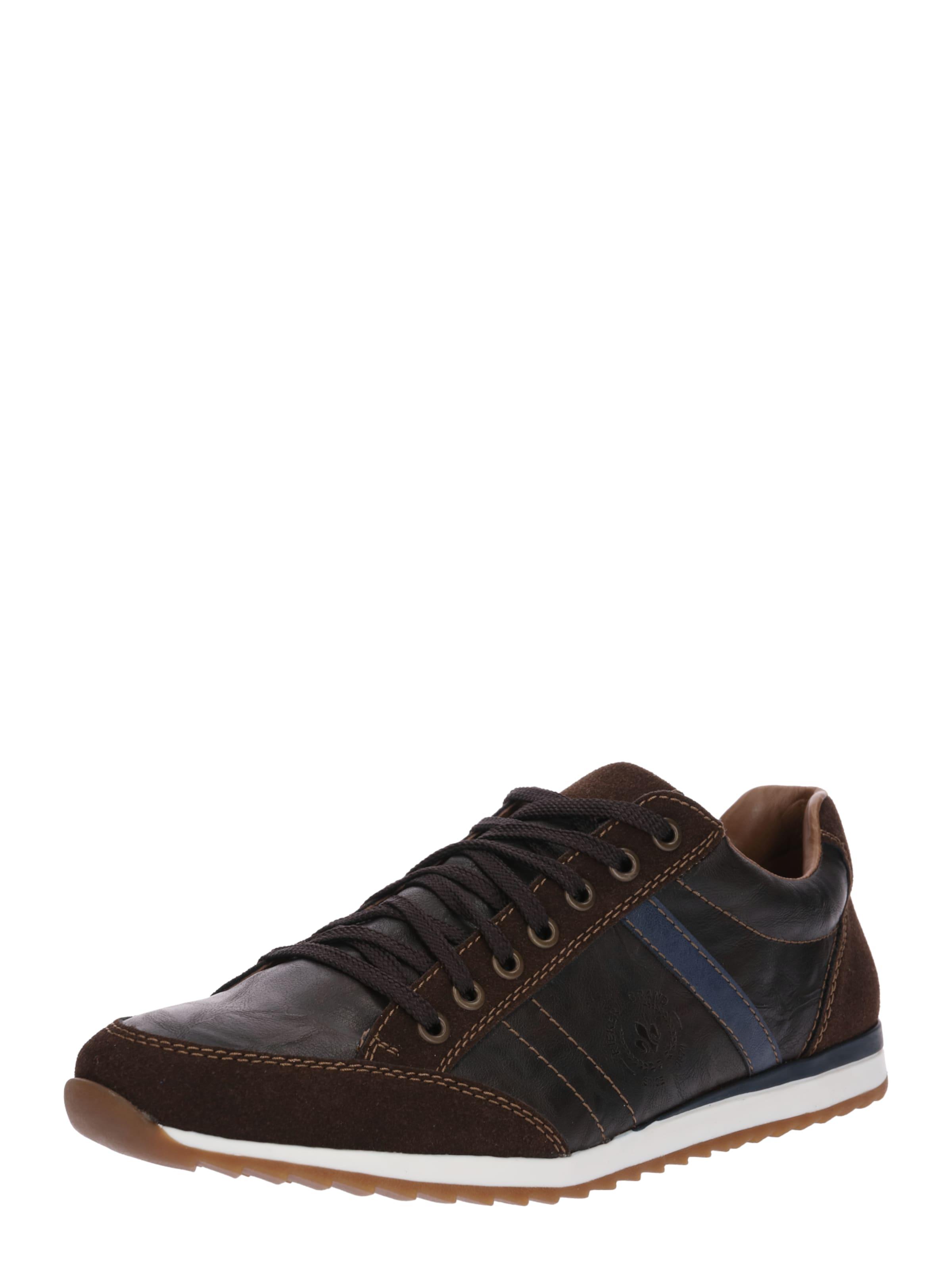 RIEKER Sneaker Low in Leder-Optik Hohe Qualität